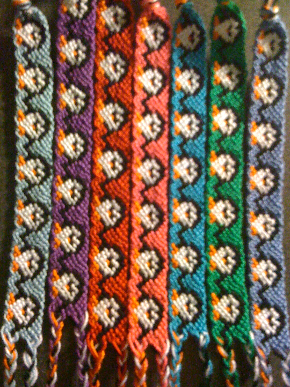 Penguin Friends Bracelet